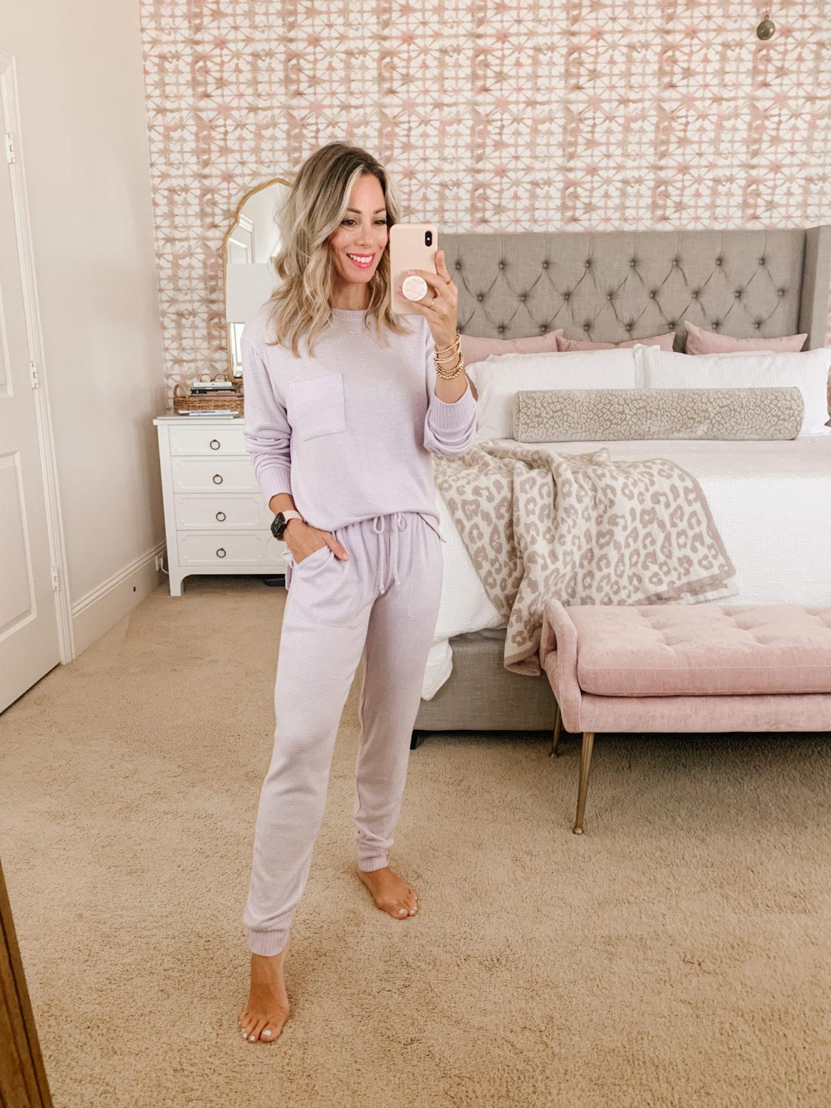 Target Fashion Finds, Lounge Set
