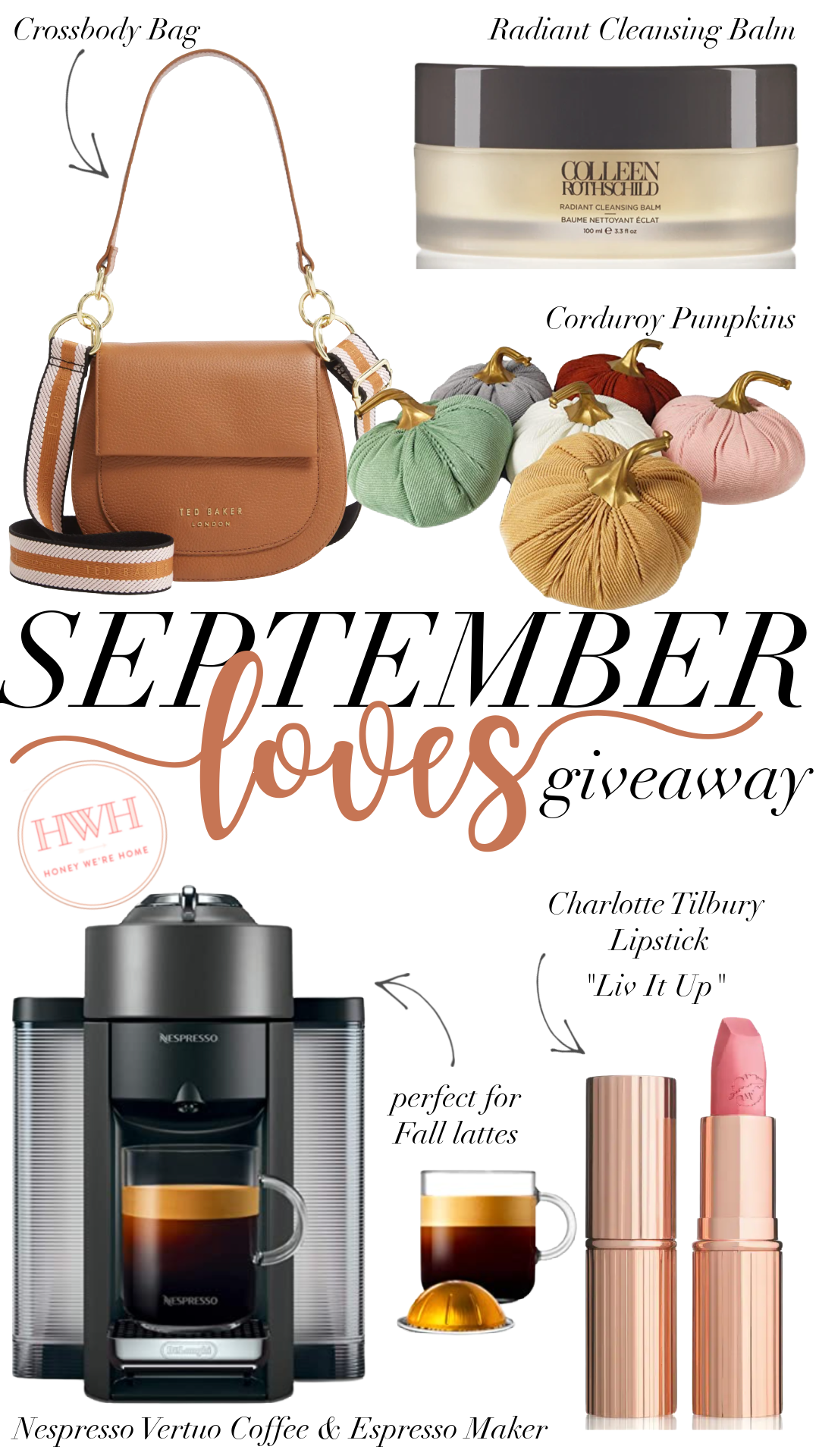 September Loves Giveaway