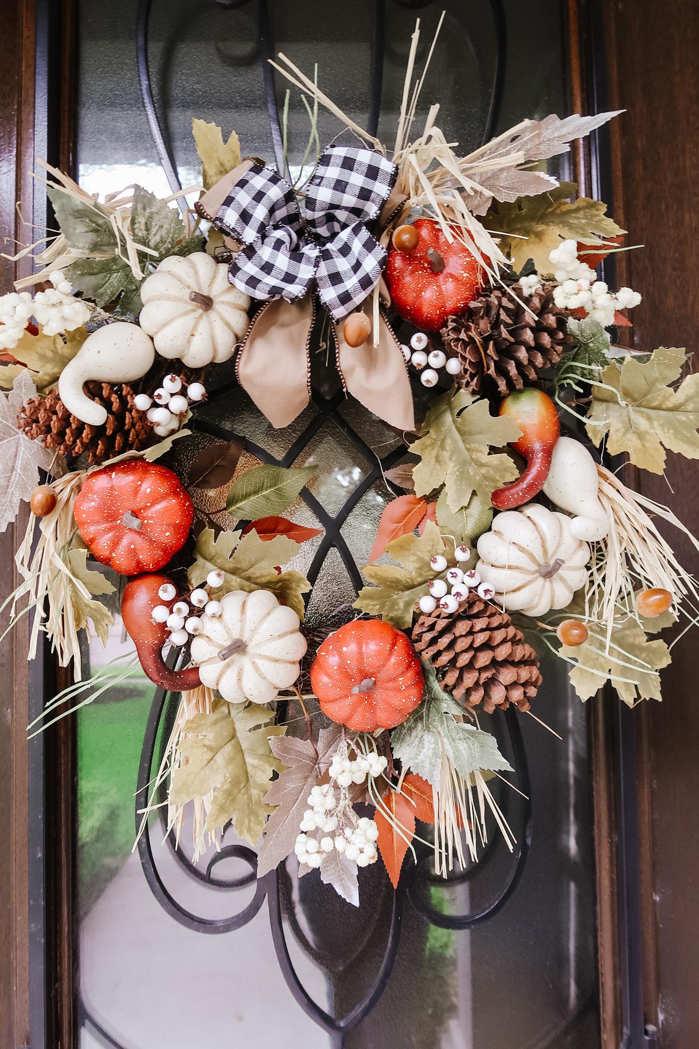 Amazon Fall wreath